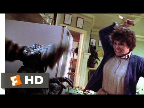 Gremlins in the Kitchen - Gremlins (3/6) Movie CLIP (1984) HD