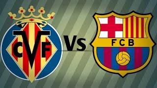 مباراة برشلونة وفياريال4-1شكل جديدو حرية روبرتو ليلة من الجمال والإبداع مع جريزمان معاهم غياب للدفاع