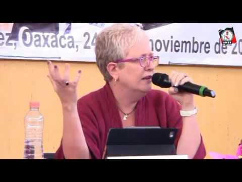 Ponencia de la Dra. Soraya Beatriz El Achkar