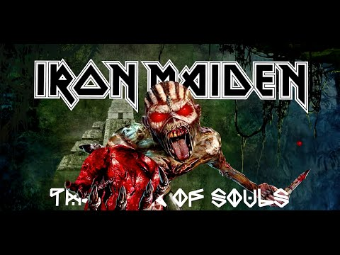 Клип Iron Maiden - The Great Unknown