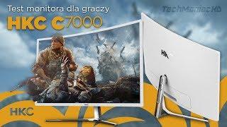"""Zakrzywiony Monitor 27"""" w dobrej cenie⁉️ HKC C7000"""