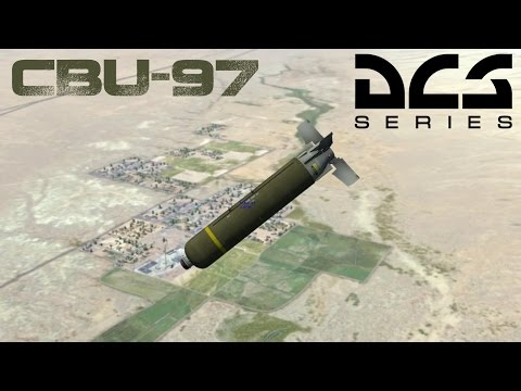DCS - CBU-97: Cheaterbombe - Deutsch