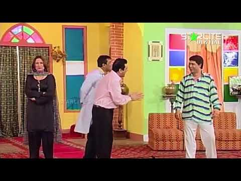 Shahid Khan New Pakistani Stage Drama  7 Oct 2017 - Best Videos