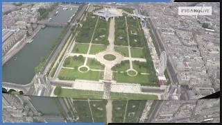 EXCLUSIF - Nous avons survolé Paris avec l'armée française lors du 14 juillet