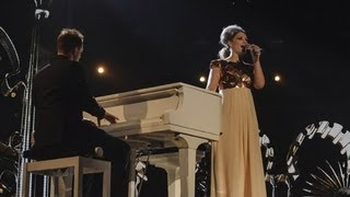 Ella Henderson sings Minnie Rippertons Loving You - Live Week 2 - The X Factor UK 2012 YouTube Videos