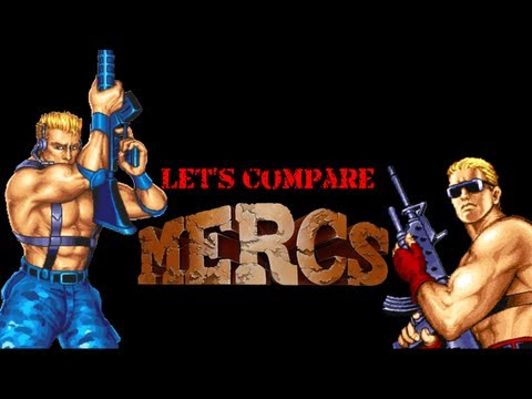 Let's Compare  ( MERCS )