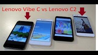 lenovo Vibe C vs Lenovo C2 купить лучший бюджетный смартфон  Лучший Lenovo!!!