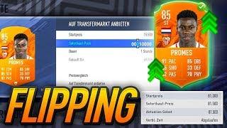 FIFA 19: SO EINFACH FUNKTIONIERT [FLIPPING] 150K = 1TAG | FIFA 19 TRADING TIPPS, TALK 💬