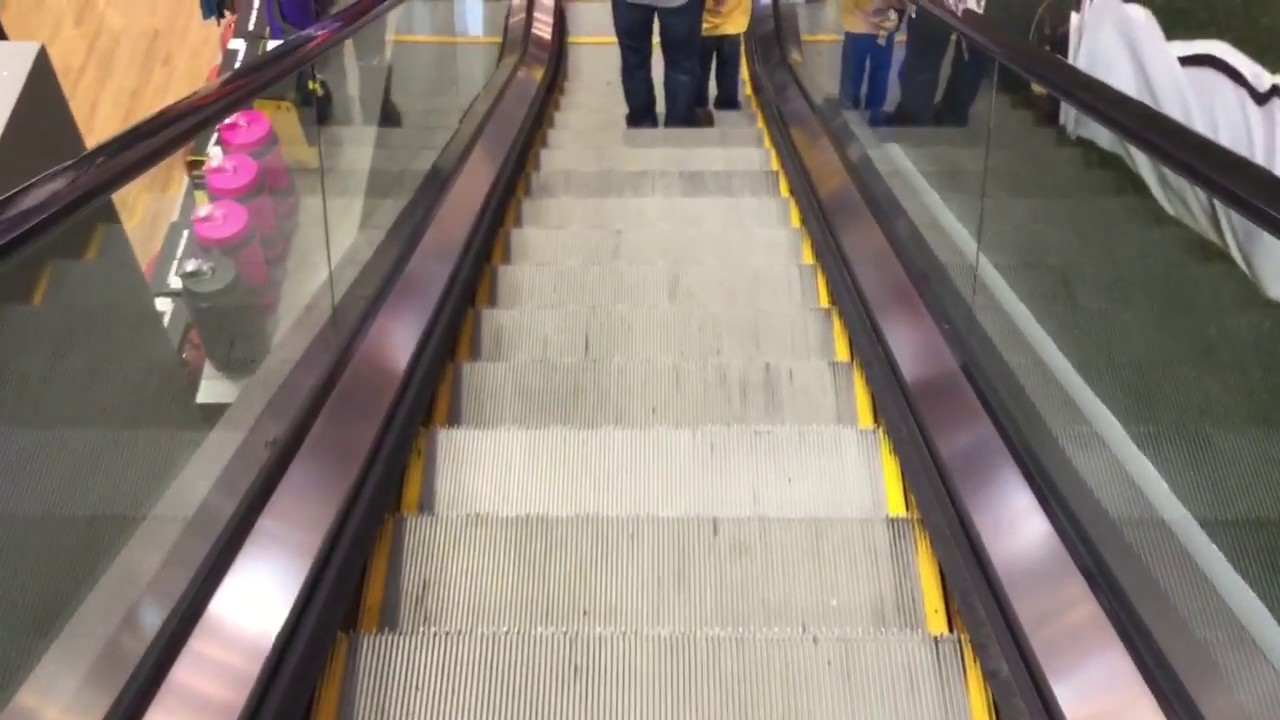 Schindler Escalators At Dick S Sporting Goods Fayette Mall In