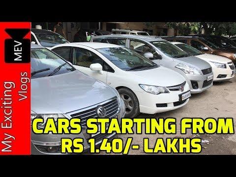 SECOND HAND CARS STARTING FROM RS 1.40/- LAKHS( ALTIS, CR-V, CRUZE, PASSAT, XUV 500, ERTIGA) DELHI