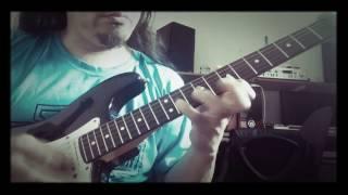 Bài tập luyện ngón trên Guitar (Cao Minh Đức)