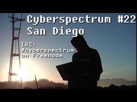 Cyberspectrum Special: GNU Radio (San Diego)