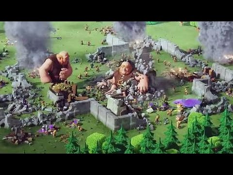 Clash Of Clans Movie 2016 | New Movie Of COC (2016)