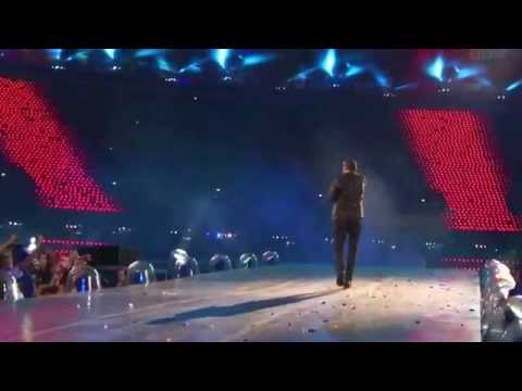 Olympic Closing Ceremony - White Light (2012)