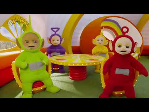 Teletubbies 2018 NEW SEASON - Twinky-winky Dipsy Laa-laa and Po