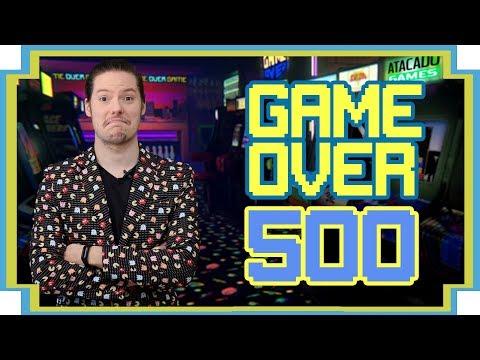 Game Over 500 - Programa Completo - E3 Parte 2