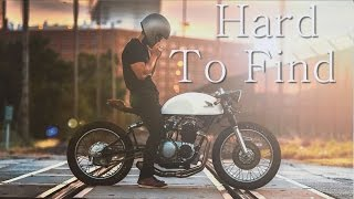 Cafe Racer (Honda CB 500 By Kinetic Motorcycles)