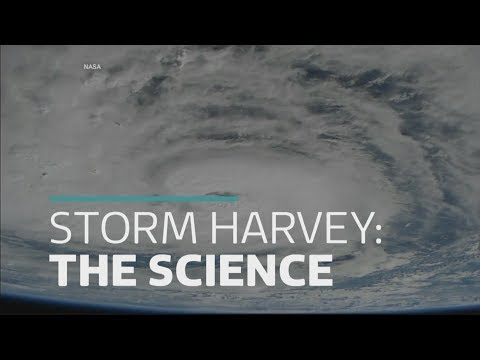 Storm Harvey: The science behind the storm