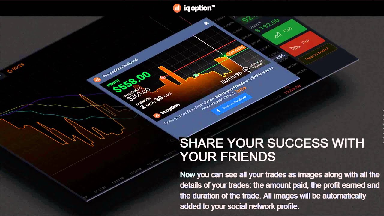 IQ Option | CPA - Ultimate affiliate experience. Up to $1200