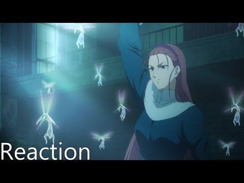 Kara no Kyoukai Movie 6 Live Reaction: Fairies