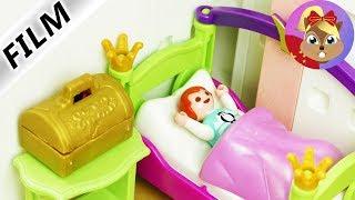 摩比游戏 Playmobil 玩偶影片 艾玛的新房间 真漂亮啊!