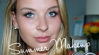 MY EVERYDAY MAKEUP ROUTINE-SUMMER 2016