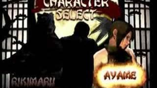 Tenchu Stealth Kills (Masta Killa)