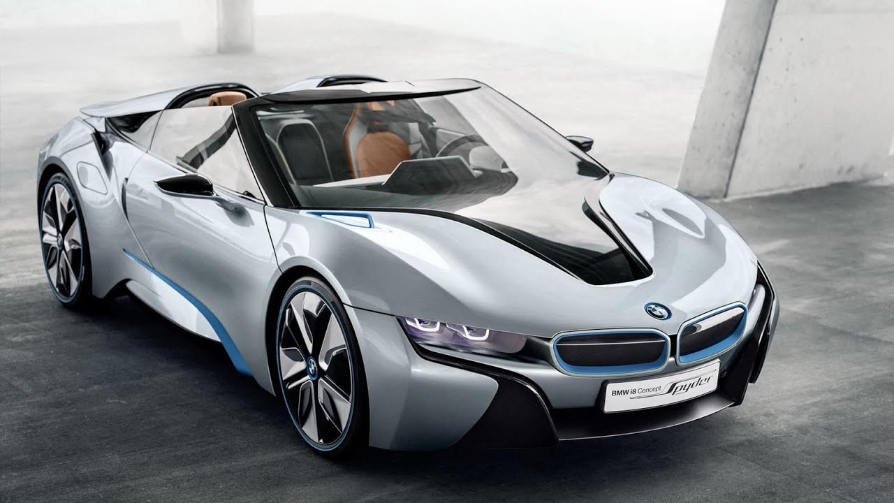 Bmw I8 Spyder Review Rendered Price Specs Release Date Youtube