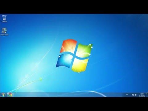 Как изменить фоновое изображение входа в Windows 7?