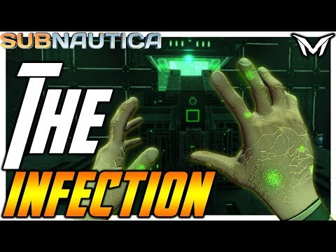 Subnautica | INFECTION ORIGIN | Subnautica Full Release Gameplay 8