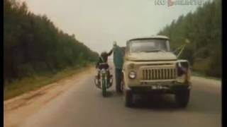 """ГАЗ-53А в фильме """"86400 секунд работы дежурной части"""" (1988)"""
