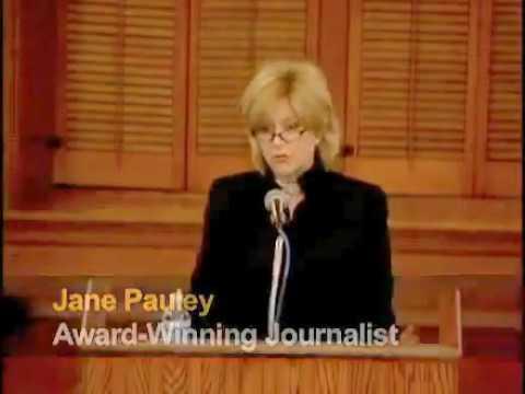 Jane Pauley - Women in Media