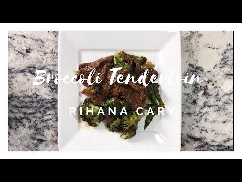 Broccoli Antelope Tenderloin - Rihana Cary