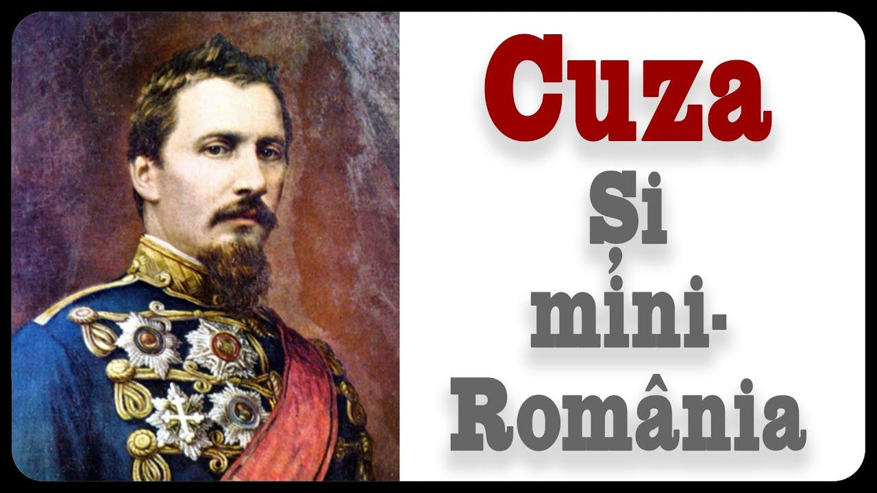 Cuza și mini-România