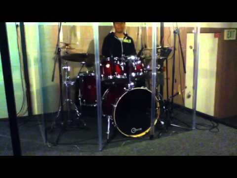 Correre Freddy rodriguez drum cover