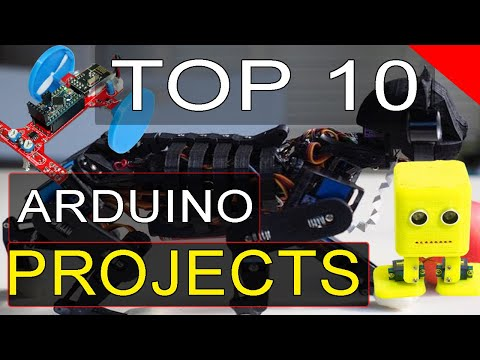 Top 10 Arduino Projects 2020