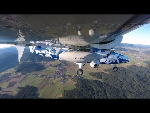 Twin Otter Guardian 400 World Demonstration Tour Part I