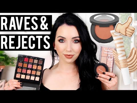 September RAVES👍🏻 & REJECTS! 👎🏻 BEST & WORST MAKEUP! thumbnail