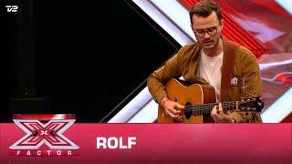 Rolf synger egen sang (Audition)   X Factor 2020   TV 2