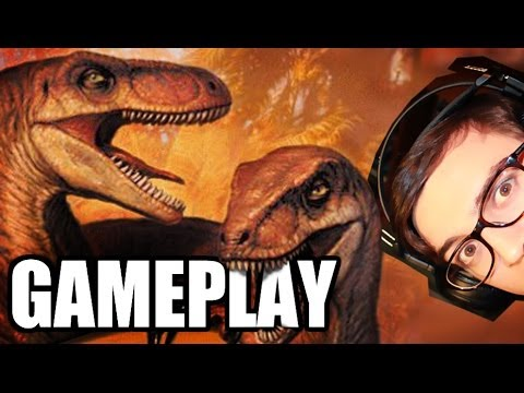 Carnivores 2 Gameplay | Coprolite Fred
