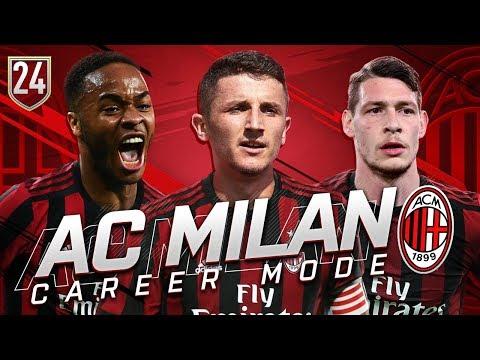 FIFA 19 AC MILAN CAREER MODE 24 - INCREDIBLE SEASON & CHAMPIONS LEAGUE FINALE