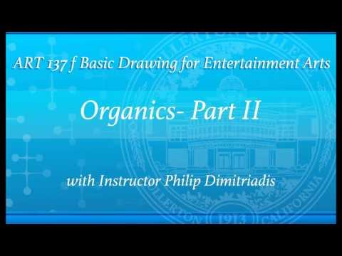 Drawing Organics Part 2