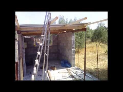 κατασκευη σταβλου γουρουνιων