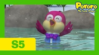 [Season 5] E25 Harry And The Magical Spring Water | Kids Animation | Pororo the Little Penguin