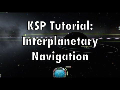 Kerbal Space Program - Tutorial For Beginners - Interplanetary Transfers