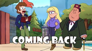 Gravity Falls Could Still Come BACK in 2020 Season 3