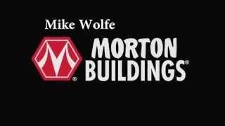 Morton Buildings Tour - Mike Wolfe