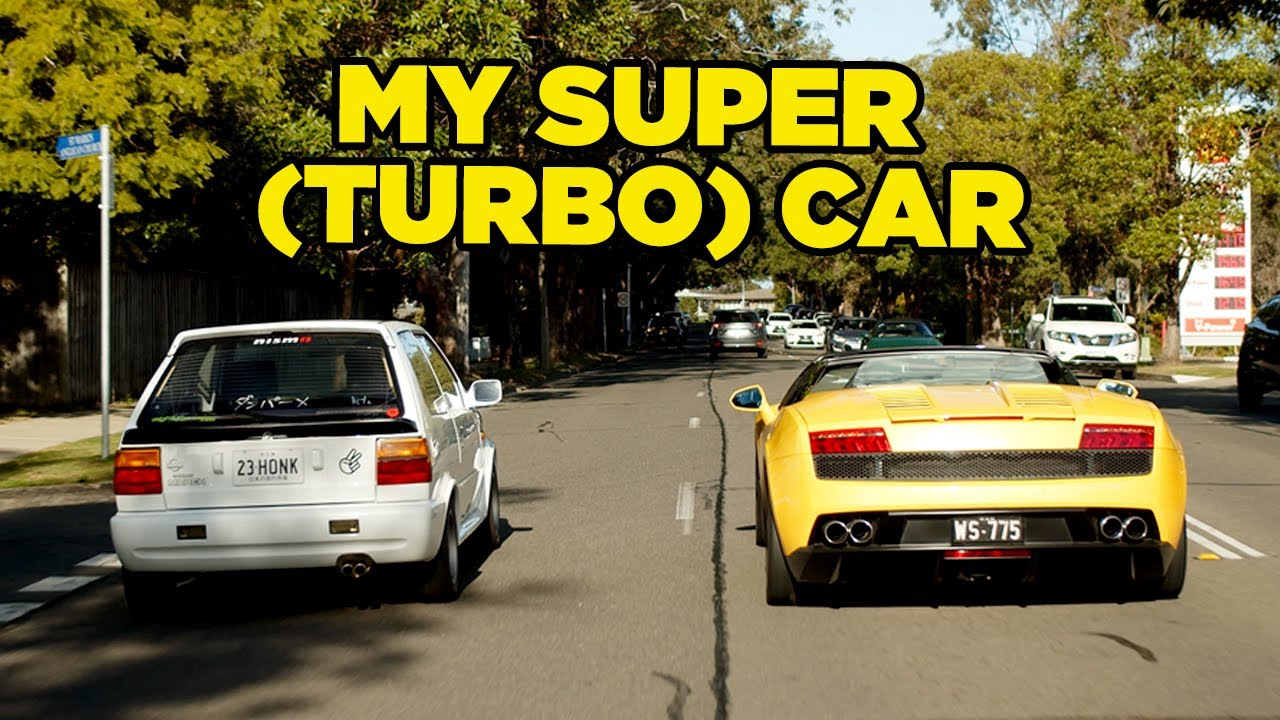 Getting the Nissan March Superturbo Dyno'd, Registered and on the Road