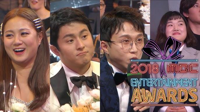 2018 MBC Entertainment Awards - YouTube