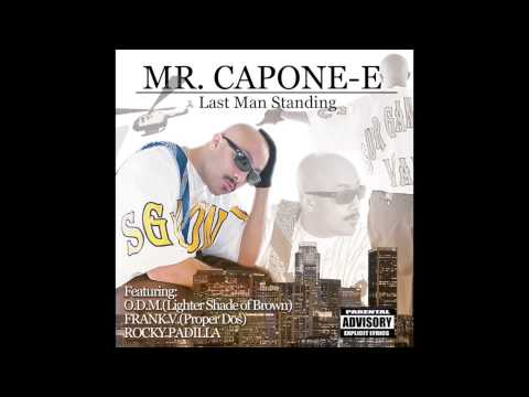 Mr.Capone-E - Gangsters Don't Talk ft. HiPower Soldiers